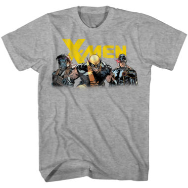 Marvel X-Men Get REady-1 Graphic T-Shirt