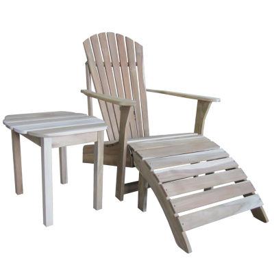 International Concepts 3-pc. Patio Lounge Set