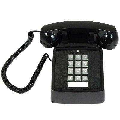 Cortelco ITT-2500-V Desk Corded Telephone with Volume Control