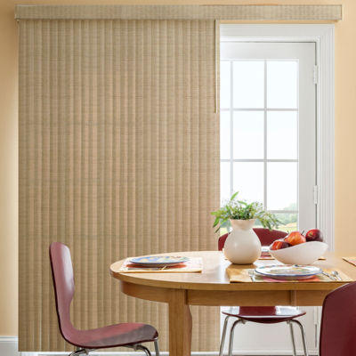 "Bali® Fabric 3 1/2"" Custom Vertical Blinds"