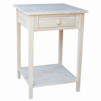 Hampton 1-Drawer End Table