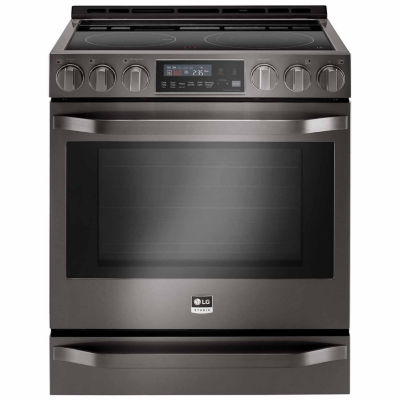 LG 6.3 cu.ft. Electric Slide-in Range with ProBake Convection™