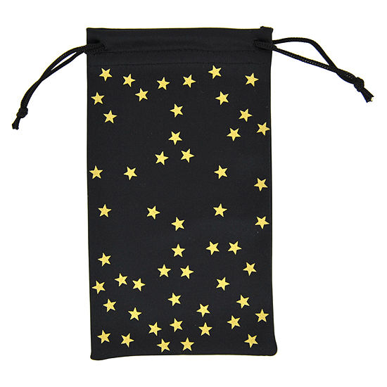 City Streets Microfiber Star Glasses Case
