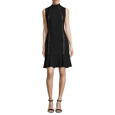 Worthington Sleeveless Shift Dress - Tall