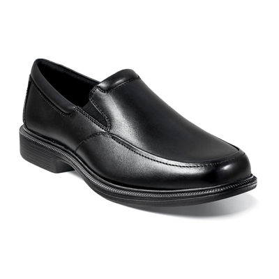 Nunn Bush Mens Lamont Moc Toe Dress Slip-On Shoe