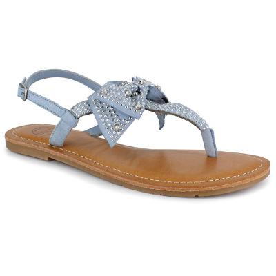 Dolce By Mojo Moxy Sammi Womens Flat Sandals