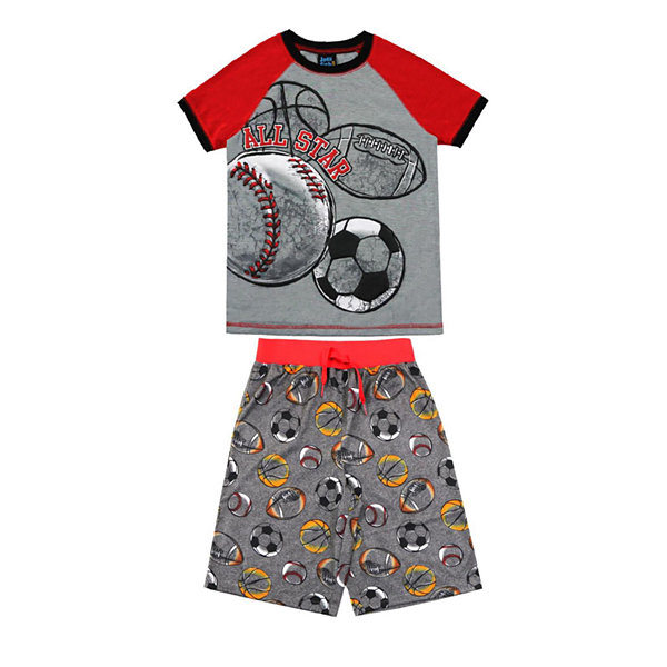 Jelli Fish Kids 2-pc. Pajama Set - Boys