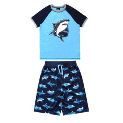 Jelli Fish Kids 2-pc. Pajama Set Boys