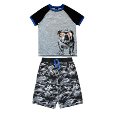 Jelli Fish Kids Kids Boys 2-pc. Pajama Set Boys