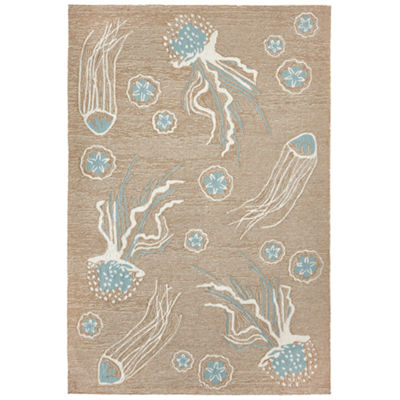 Liora Manne Capri Jellies Indoor/Outdoor Rug