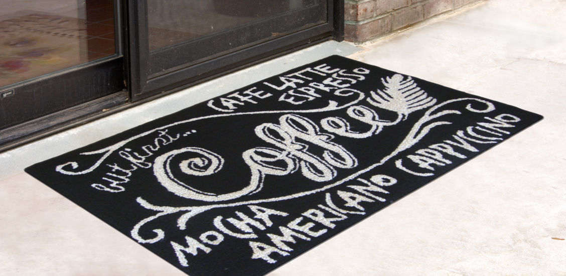 Liora Manne Frontporch Coffee Indoor/Outdoor Rug
