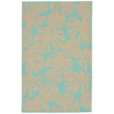 Liora Manne Terrace Fronds Indoor/Outdoor Rug