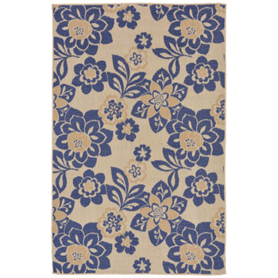 Liora Manne Terrace Garden Indoor/Outdoor Rug