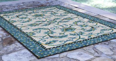 Liora Manne Visions IV Palazzo Indoor/Outdoor Rug