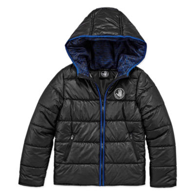 Body Glove Midweight Puffer Jacket - Preschool Boys 4-7