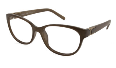Chloe Rx Eyeglasses - Ce2622 Brown - Frame Only With Demo Lenses