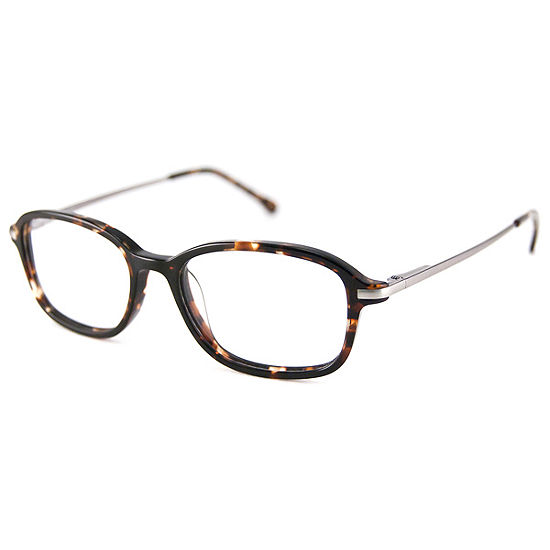 V Optique Rx Eyeglasses - Simone Tortoise - FrameOnly With Demo Lenses