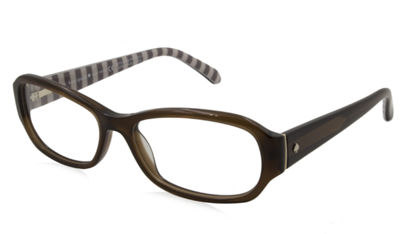 Kate Spade Rx Eyeglasses - Karly - Frame Only WithDemo Lenses