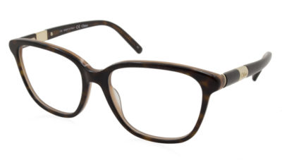 Chloe Rx Eyeglasses - Ce2627 Brown - Frame Only With Demo Lenses