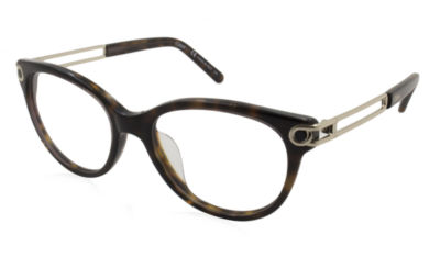 Chloe Rx Eyeglasses - Ce2668 Havana - Frame Only With Demo Lenses