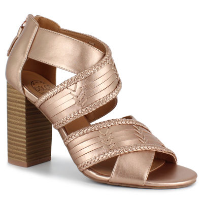 Dolce By Mojo Moxy Womens Brave Heeled Sandals