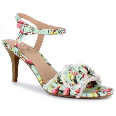 Dolce By Mojo Moxy Womens Tiffany Heeled Sandals