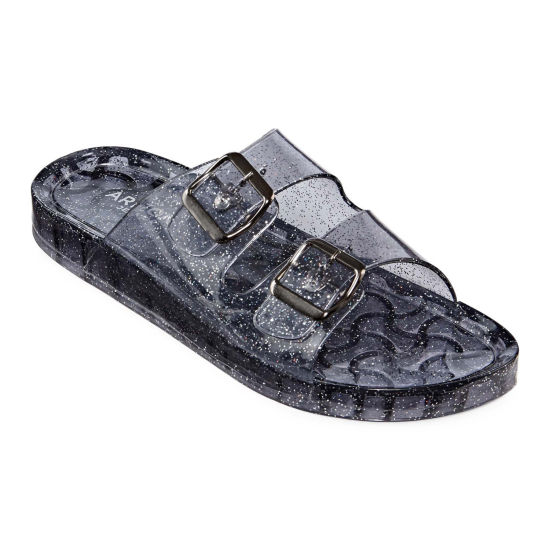Arizona Jane Womens Slide Sandals