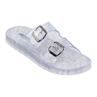 Arizona Jane Womens Slide Sandals