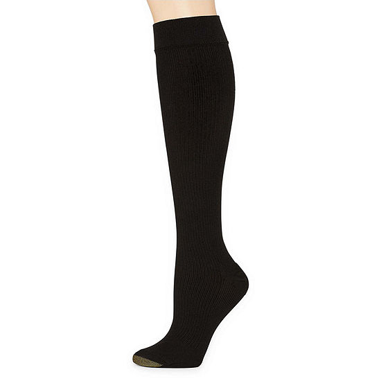 Gold Toe Wellness 1 Pair Knee High Socks - Womens