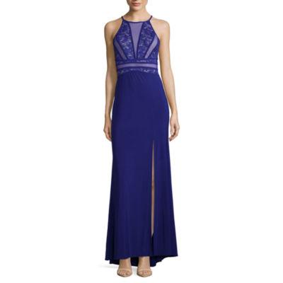 Morgan & Co. Sleeveless Ball Gown-Juniors