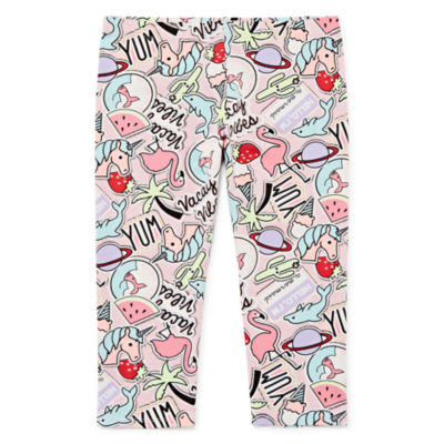 Arizona Skinny Leg Regular Capri Legging - Girls' 4-16 and Plus