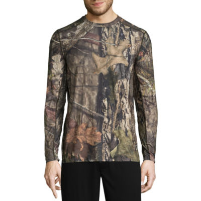 Stalker Hunting Crew Neck Long Sleeve Thermal Shirt