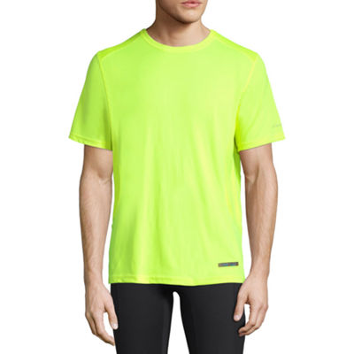 Microcool Crew Neck Short Sleeve Thermal Shirt