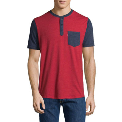 Levi's® Jipson Knit Short Sleeve T-Shirt