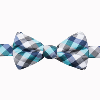 Stafford Stf Bowties Checked Bow Tie
