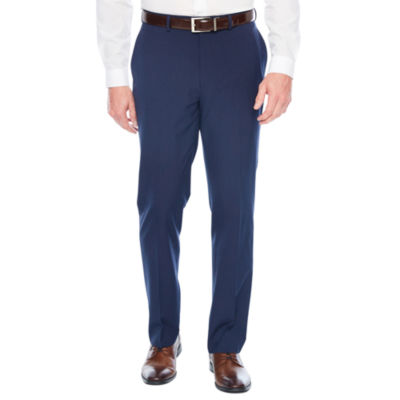 Van Heusen Plaid Stretch Slim Fit Suit Pants
