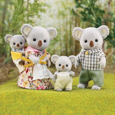 Calico Critters Koala Family