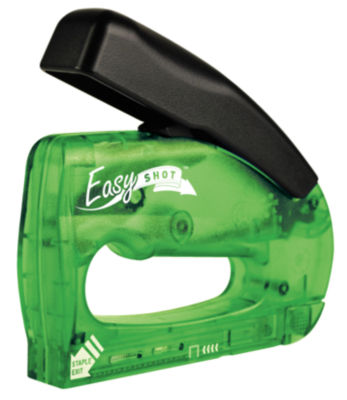 Arrow Fastener 5650G-6 Green Easy Shot Decorating Stapler