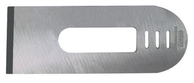 """Stanley Hand Tools 12-508 1 5/8"""" x 7"""" Block Plane Iron Cutter Replacement Blade"""