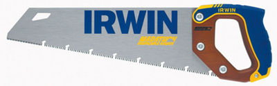"Irwin 2011201 15"" 9 TPI Coarse Cut Pro Touch Saw"
