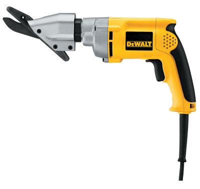 "DeWalt D28605 5/16"" Variable Speed Cement Siding Shear"