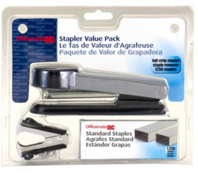 Officemate International 97740 Stapler Kit Value Pack