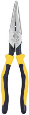 "Klein Tools J203-8N 8"" Journeyman HD Side Cutting & Stripping Long Nose Pliers"