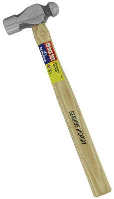 Great Neck BP16 16 Oz Ball Pein Hammer Wood Handle