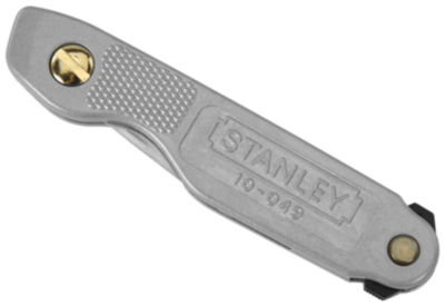 Stanley Hand Tools 10-049 Locking Blade Pocket Knife
