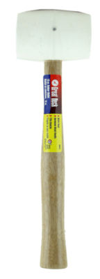 Great Neck RMW16 16 oz Rubber Mallet Wood Handle