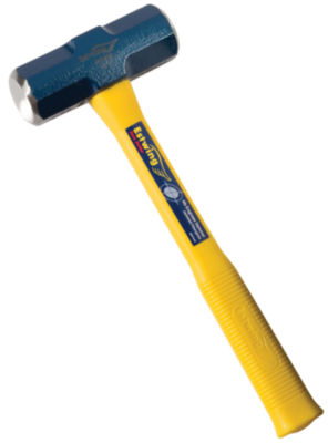 "Estwing MRF64E 64 Oz 14"" Engineer Hammer With Fiberglass Handle"