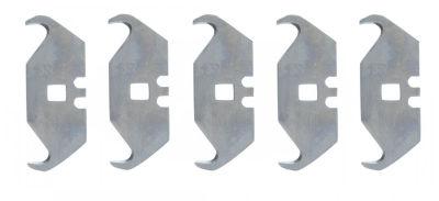 Great Neck UHK5 5 Pack Utility Knife Hook Blades
