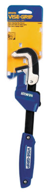 "Irwin Vise Grip 274001SM 11"" Quick Adjusting Pipe Wrench"