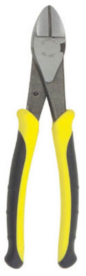 "Stanley Hand Tools 89-861 8"" Angled Diagonal Pliers"